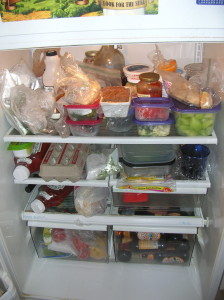 Before Refrigerator KS